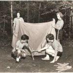 Logo du groupe Les débuts du camping